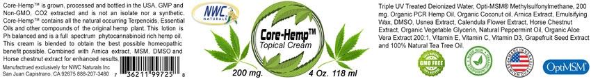core-hemp-topical-label